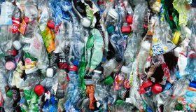Recyclage bouteilles en plastique